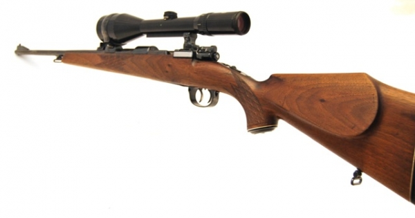 Predam gulovnicu 8x60S Mauser M98 Windmuller s puskohladom Schmidt&Bender 2,5-10x56