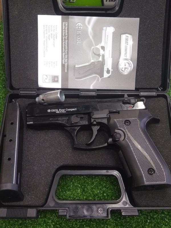 Predám novú plynovú pištoľ