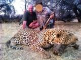 Poľovačka v Afrike