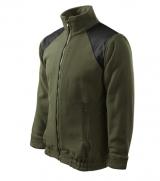 Polovnícka fleece bunda, všetky velkosti