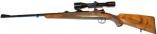 Nemecka gulovnica 8x57IS Mauser M98 s puškohľadom