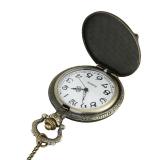 Vreckové hodinky pre poľovníka-medveď,orol,jeleň