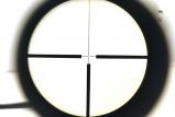 OSVETLENY puskohlad DOCTER Frankonia 2,5-10x48 CERVENY bod. SCHWENK montaz