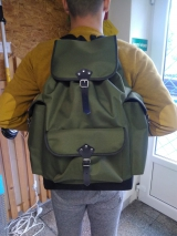 Predám nový veľký poľovnícky ruksak - veľký/ zelený