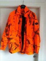 Nova oranzova bunda BLASER xxl