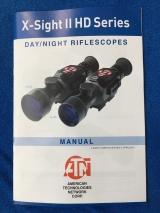 ATN X-sight ll HD series