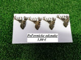 Predám poľovnícke odznaky