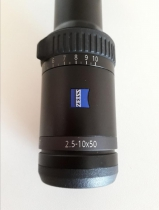 Zeiss Victory HT 2,5-10x50