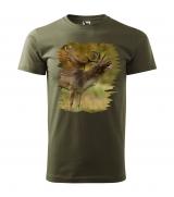 Pánske tričko s motívom daniela