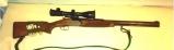 KOMPLET gulobrok BETTINSOLI 7x65r/20-76 + optika + strelivo, puzdro, cistenie